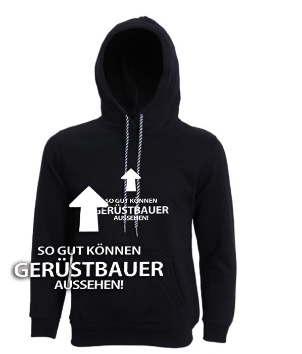 Gerüstbauer - Kapuzenpullover